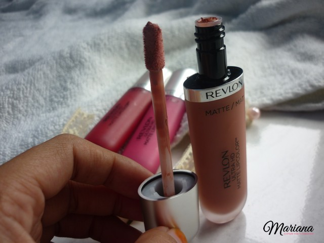Revlon Ultra HD Matte Lipcolor Seduction