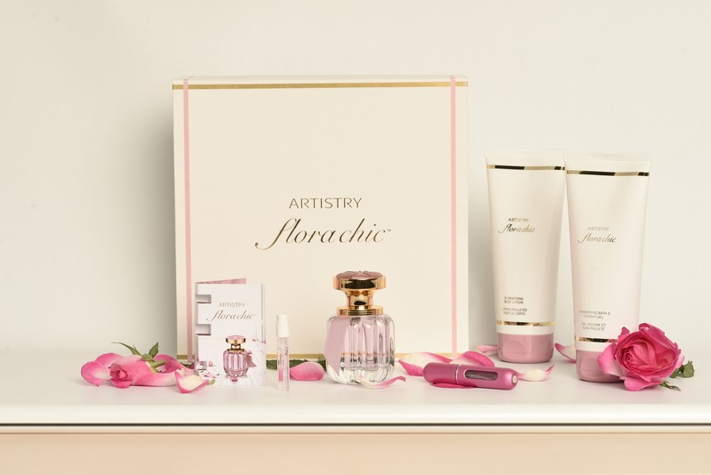 Artistry Floral Chic Parfum
