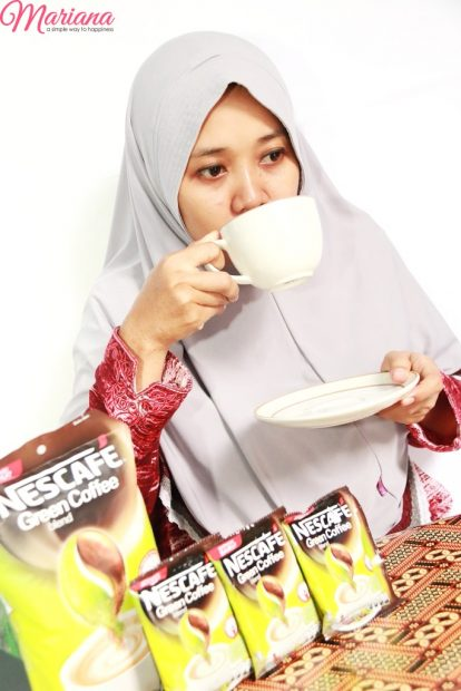 Minum Green Coffee