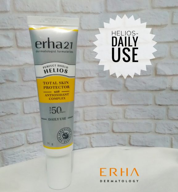 helios daily use erha