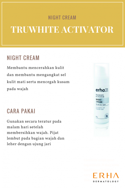 night cream erha